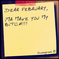 Hello to my fav month