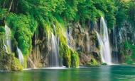 Plitvice Lakes National Park - click for more pictures