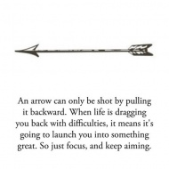 arrow of life