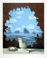Le Pays Des Miracles, Rene Magritte