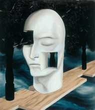 Face of Genius, Rene Magritte