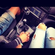 #auto#car#hands#he#she#love