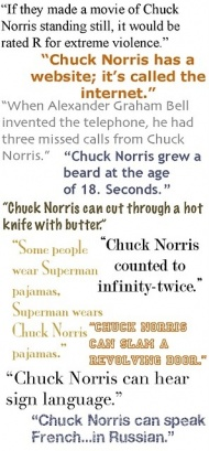 About Chuck