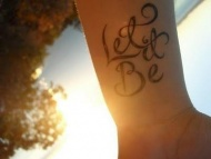 Let it be*