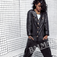 Rihanna for Balmain2