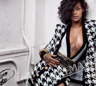 Rihanna for Balmain3