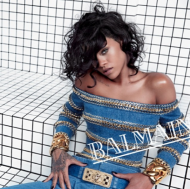 Rihanna for Balmain5