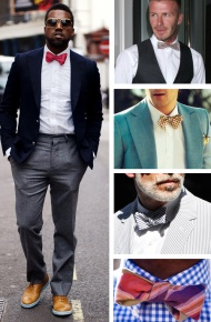 bow tie for men (Y)
