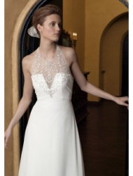 Halter bridal dress Durban