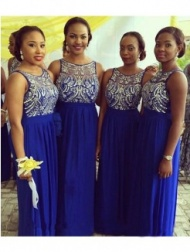 Bridesmaid dresses, 4 beautiful ladies.
